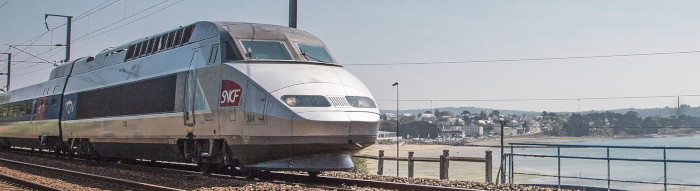 Venir à Brest en train