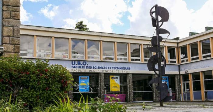 Université de Bretagne Occidentale © Kergourlay CC BY-SA 4.0